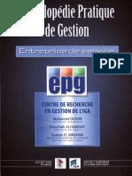 Encyclopédie Pratique de Gestion (EPG)
