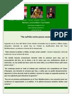 Nota de Prensa Alejandro Valverde (14!02!10)