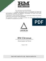 RM Chronus 7.20