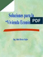 Soluciones Para La Vivienda Economica--ya