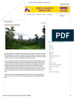 Ponmudi, Hotspot - Mathrubhumi Travel and Tourism