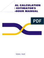 Technical Calculation and Estimator's Man-hour Manual - Erection of Process or Chemical Plants