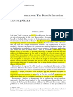 Jodelet, D. (2008). Social Representations the Beautiful Invention