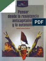 Desde la Resistencia. Cátedra Jorge Alonso