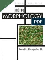 Martin Haspelmath-Understanding Morphology-Hodder Arnold (2002)