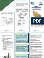 Folleto Presentación DOCUMENTACION Y ARCHIVO