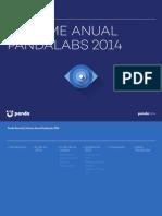 Informe Anual Pandalabs 2014