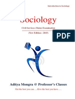 1. Introduction to Sociology 2015