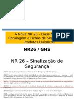 Apresentação NR26 _GHS