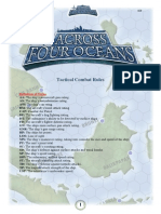 Tactical Rules 4th Edition