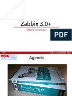 Zabbix Conference 2014 Alexei Vladishev 5 Things to Improve in Zabbix