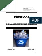 Plasticos Indicadores Economicos Junio 2015