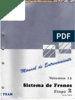 Manual de Entrenamiento Frenos Toyota