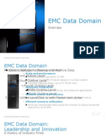 EMC Data Domain Tech