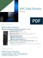 EMC Data Domain Tech