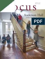 focus Magazine Spring 2015 | Maryville College