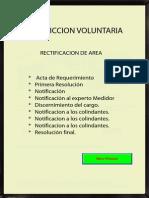 Rectificacion de Area (Derecho Notarial)