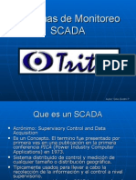 Sistemas de Monitoreo SCADA