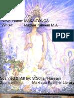 maka-zonga  ==-== mazhar kaleem -- imran series ==-==