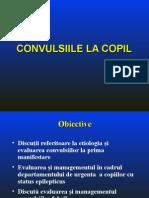 Convulsiile
