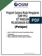 Panduan Pelaksanaan Kursus HBEF2503_HBEF3603_HBEF4303 (Pelajar)