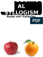 08 Rules of Categorical Syllogisms