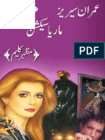 maria-section-part 1  ==-== mazhar kaleem -- imran series ==-==