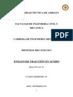 Sistemas Mecanicos I