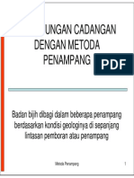 Materi MPC 09 Hitcad Dengan Metoda Penampang