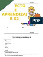 Proyecto de Aprendizaje 02 - Abril
