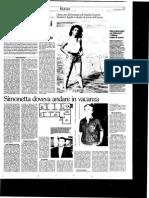 Articolo su Federico Valle