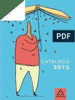 Catalogo Alfaomega 2015