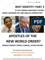 Apostles of the New World Order