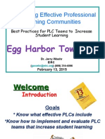 professional learning communities workshop egg harbor twp 2