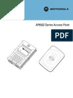 Motorola solution sap 6532 access pointinstallationguidepartno 72e 149368 01rev b 120807141039 Phpapp02