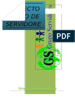 Grupo de Servidores - 2015  Proyecto