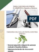 GFSP finanțarea publică pentru ocrotirea sănătății