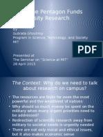 science at mit  sftp seminar 28 april 2015