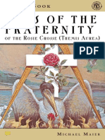The Laws of the Fraternity of the Rosie Crosse, M. P.hall