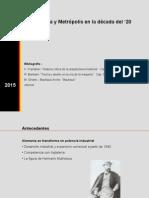 Bauhaus - Nueva Objetividad