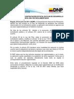 ArticulosSobre ContratacionEstatal 20-06-11