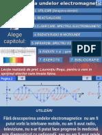 Clasificarea undelor electromagnetice