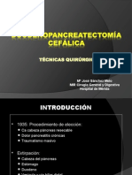 Duodenopancreatectomia