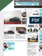 Masini.ro - Stiri Auto La Zi, Anunturi, Promotii Si Forum Masini