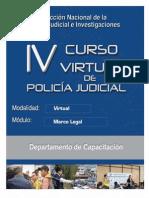 IV Unidad Módulo Marco Legal