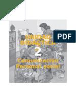 Primaria Sesiones Unidad02 Integradas PrimerGrado U2 1ergrado Unidad Comu