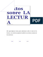 Textos Sobre La Lectura[1]