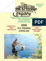 Hook and Hackle - Catalog