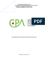 Exemplo Relatorio Cpa