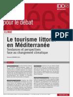 Le Tourisme Littoral en Méditerranée